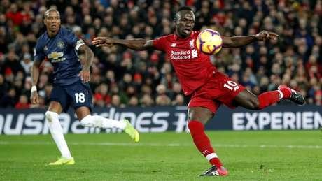 Mané é um dos destaques do Liverpool (Foto: AFP)