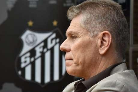 Autuori desconversou sobre a possibilidade de ter Neymar por seis meses no Santos (Foto: Ivan Storti/Santos)