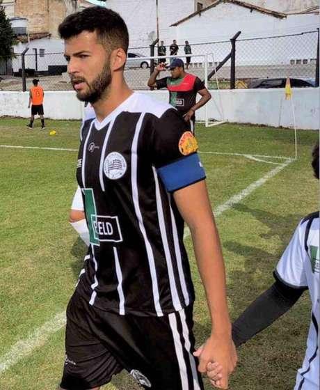 Caik espera um grupo difícil na próxima fase do Campeonato Paulista da Segunda Divisão (Foto:Arquivo Pessoal)