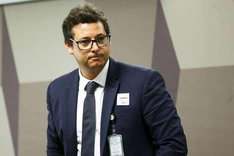 Fábio Wajngarten, secretário de Comunicação Social (Secom).