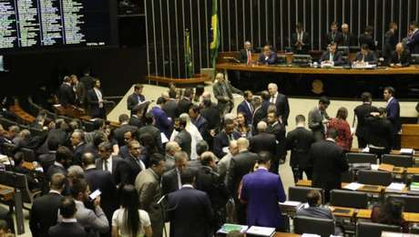 Câmara aprovou a reforma da Previdência em 2º turno no dia