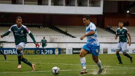 Paysandu derrotou o Luverdense por 3 a 1 na Série C do Campeonato Brasileiro, rebaixou o adversário e praticamente garantiu classificação para a próxima fase