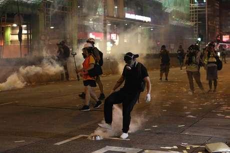 Trump sugere a Xi reunião para debater crise em Hong Kong