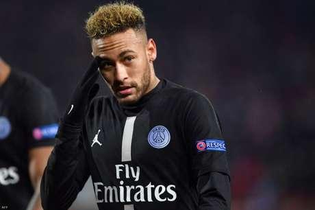Condição física de Neymar preocupa Barcelona e Real Madrid