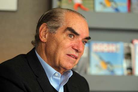 O empresário Michael Klein