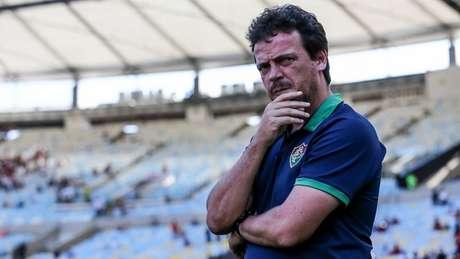 Flu de Diniz não consegue engrenar no Brasileirão (FOTO: LUCAS MERÇON / FLUMINENSE F.C.)