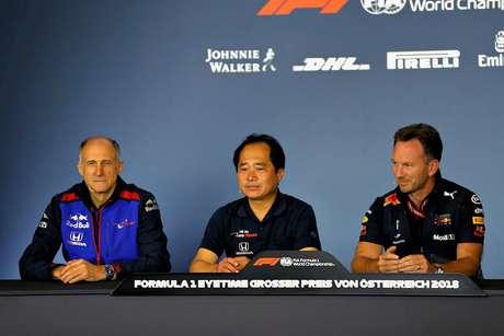 """Honda estava """"um pouco mais cautelosa"""" no começo da temporada, diz Verstappen"""