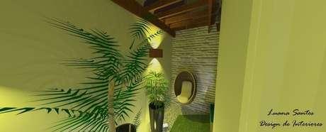 31. Detalhe do projeto de Luana Santos com arandelas externas