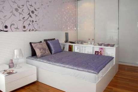 76. Cores para quartos lilás – Por: Teresinha Nigri