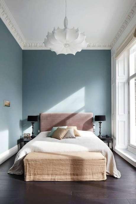 85. Cores para quartos rosa e azul – Por: Revista VD