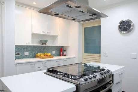 1. Saiba escolher os melhores modelos de bancada de cozinha – Foto: Cris Paola