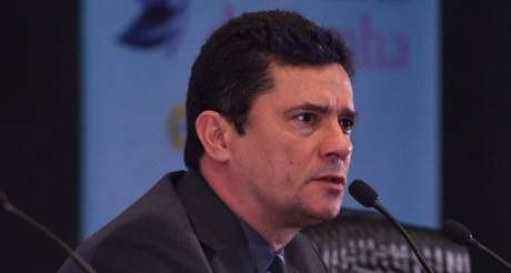 Sergio Moro, ministro da Justiça e Segurança Pública.