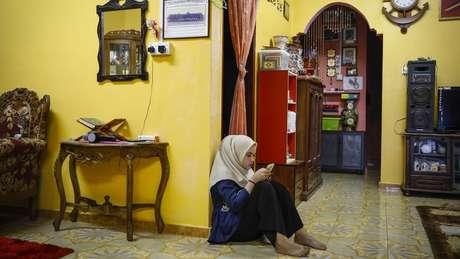 Incidente em escola deixou Siti incapaz de dormir ou comer adequadamente