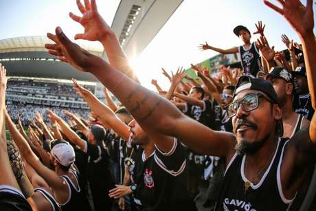 Arena Corinthians (Foto: Bruno Teixeira/Corinthians)