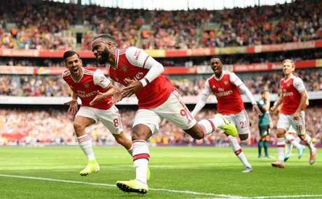 Arsenal fez boa exibição (Foto: Reprodução)