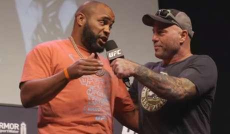 Cormier e Stipe Miocic fazem a luta principal do UFC 241 na noite deste sábad (Foto: Reprodução YouTube)