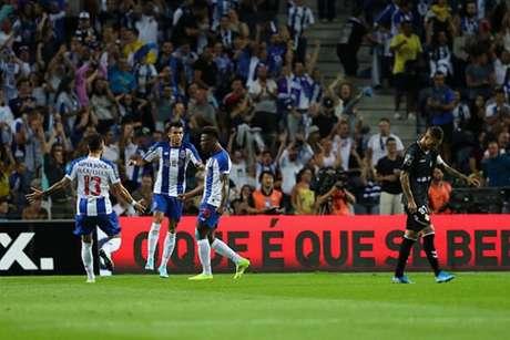 Porto bateu o Vitória de Setúbal por 4 a 0 neste sábado (Divulgação)