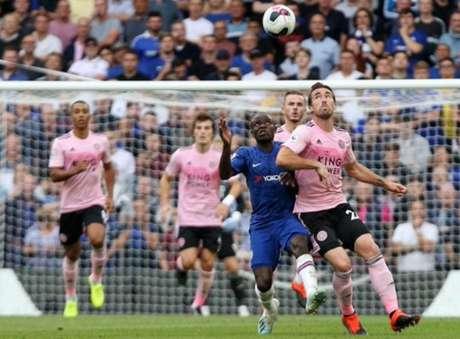 Chelsea saiu no lucro e escapou da derrota no segundo tempo (Foto: Reprodução)