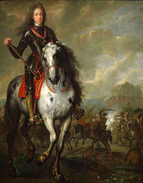 O príncipe Eugênio de Saboia (1663-1736) é considerado o general mais importante da sua era