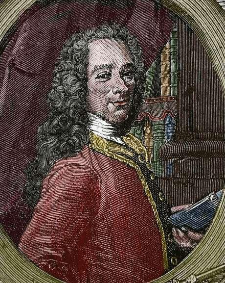 'O quê?! Em pleno século 18 existem vampiros?', questionou Voltaire