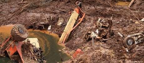 Rompimento da barragem em Brumadinho deixou 270 mortos