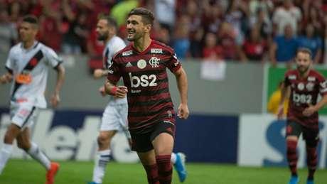 Arrascaeta fechou a goleada sobre o Vasco (Alexandre Vidal/Flamengo)