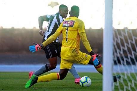 Atacante Gabriel é um dos destaques do Sub-20 do Alvinegro (Foto: Vitor Silva/Botafogo)