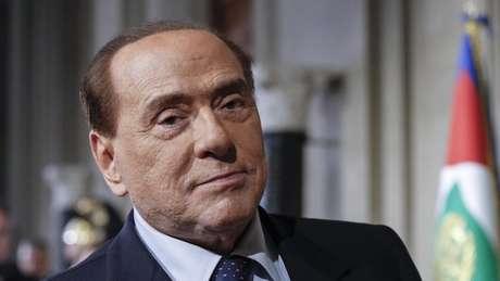 Defensor da União Europeia, Silvio Berlusconi ainda não deu indicou se apoiará Salvini