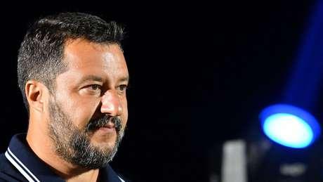 Eleições do Parlamento europeu consolidaram Salvini como o político mais popular da Itália: seu partido, a Liga, obteve 34% dos votos