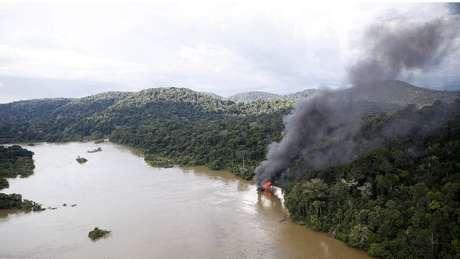 Dados sobre desmatamento servem de base para a elaboração de políticas públicas e acordos internacionais do governo brasileiro