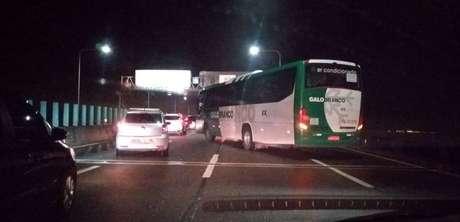 Sequestro na ponte Rio-Niterói ocorreu na altura do Vão Central