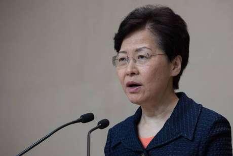 Líder de Hong Kong anuncia diálogo com manifestantes