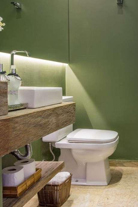 66. As pinturas de casa verdes são lindas para ambientes neutros – Por: Danyela Correa