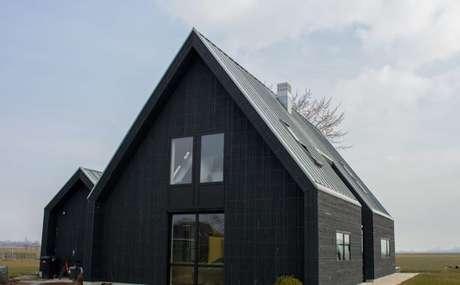 34. As pinturas de casas de madeira podem ser modernas e personalizadas – Por: Revista VD