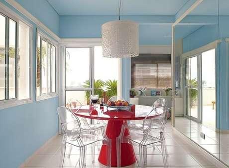 69. Pinturas de casas internas em tons claros são as mais lindas – Por: Mistercryl