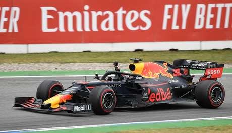 """Verstappen explica atualização """"crucial"""" do GP da Áustria para a Red Bull"""