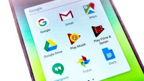 O Google Docs é um serviço gratuito do Google