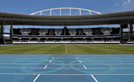 Partida será realizada no Estádio Nilton Santos (Foto: Vitor Silva / SS Press / BFR)