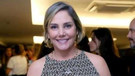 Heloísa Perissé inicia tratamento contra tumor Foto: Anderson Borde / AgNews
