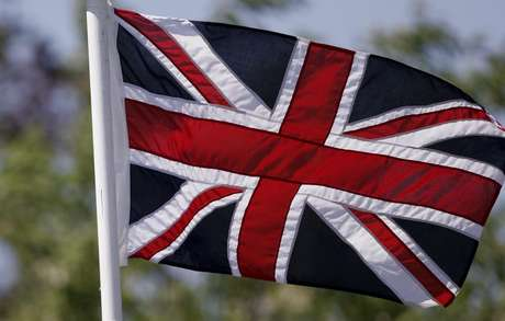 Bandeira do Reino Unido.