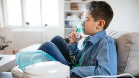 Crianças e idosos são os que mais sentem os efeitos da fumaça