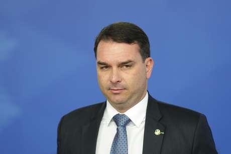 Flávio Bolsonaro.