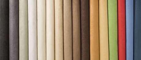 2. Diferentes modelos de tecido para sofá. Fonte: Pinterest