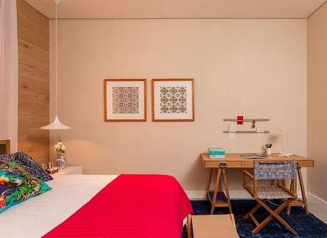 2. O quarto de estudante deve ser funcional. Fonte: Pinterest