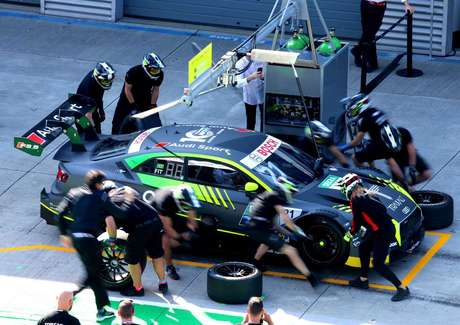 Pietro Fittipaldi abre treinos livres em sexto lugar no GP 500 da DTM