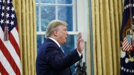 Trump critica FED após promessa de manter expansão nos EUA