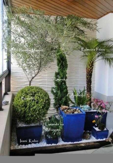 36. As plantas combinam perfeitamente com o vaso vietnamita – Por: Ivani Kubo