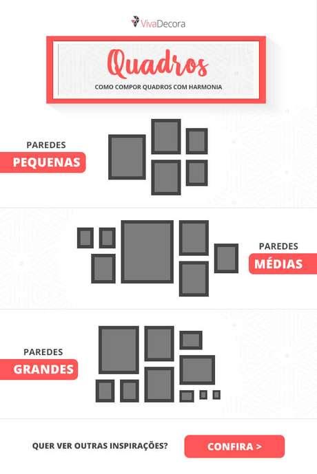 Infográfico – Quadros decorativos