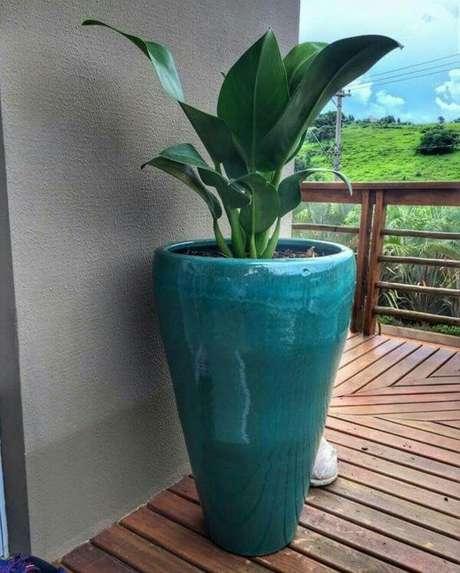 49. O vaso vietnamita azul pode ser lindo para sua decoração – Por: Pinterest