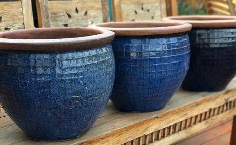53. O vaso vietnamita azul pode ser uma decoração linda para sua casa – Por: Pinterest